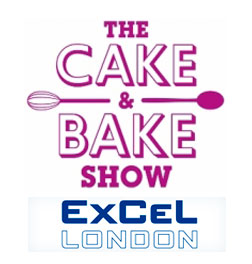 The Cake & Bake Show 2017, Londres, Angleterre