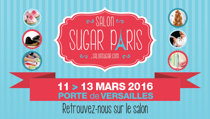 Salon Sugar Paris 2016, France