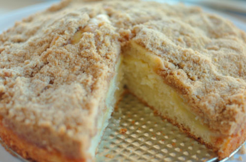 Apple sponge cake recipe