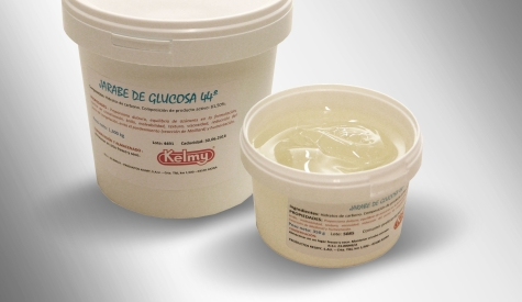 Glucose 44º, glucose syrup commonly used in confectionery as an essential ingredient in the different preparations due to its anti-crystallizing power